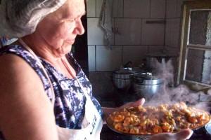 Culinária tradicional. Arquivo Rasgamar